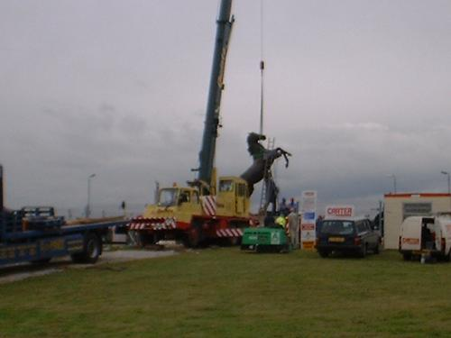 Horse Statue 27/1/99