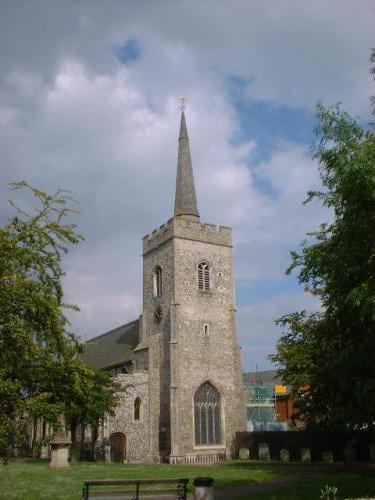 St Mary's & Exning Road 25/6/00