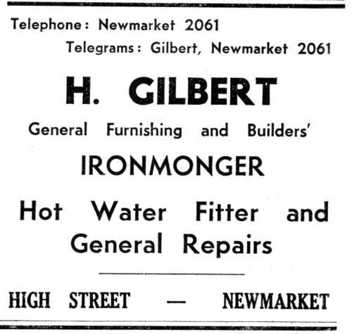 ad 1948 gilbert