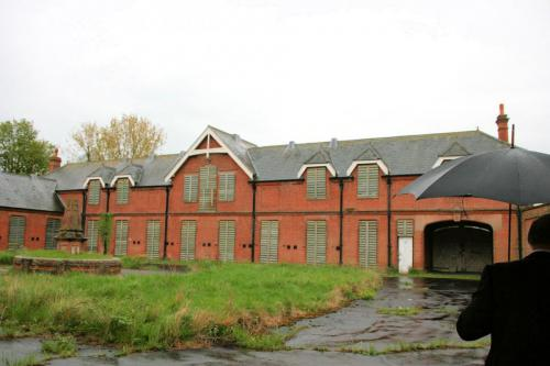 Palace House Stables